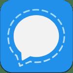 signal messagerie privee icone app ipa ipad iphone