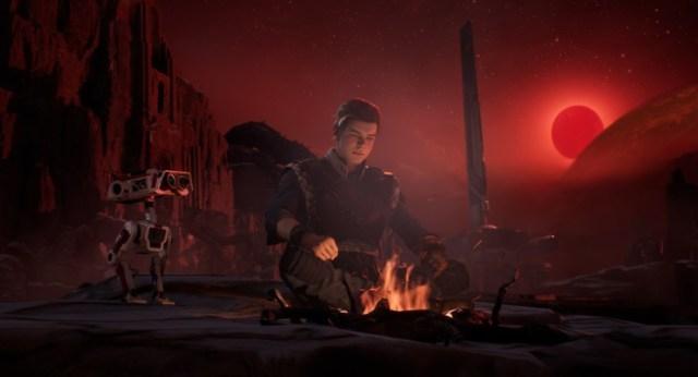 Dathomir in Star Wars Jedi: Fallen Order.