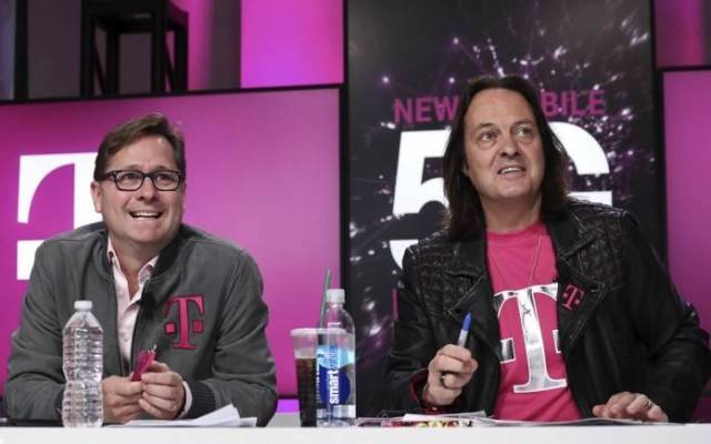 T-Mobile UnCarrier New CEO Mike Sievert