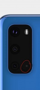 Laser autofocus: Galaxy S11e