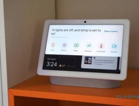 Update lets Nest Hub, Nest Hub Max determine your proximity