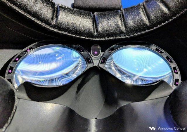 HTC Vive Pro lenses