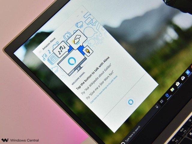 Alexa PC app