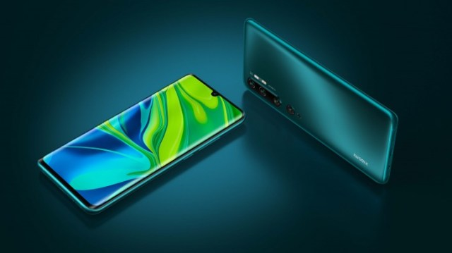 Xiaomi Mi Note 10 is official as the global version of Mi CC9 Pro