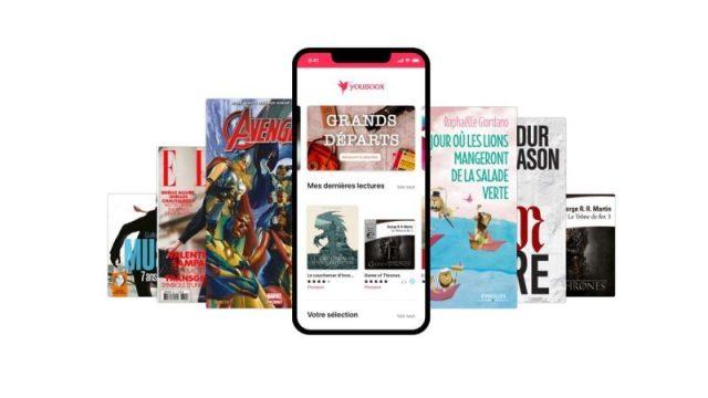 Youboox se met à jour pour améliorer son interface sur iPhone et iPad