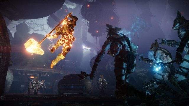 The Code of the Devastator subclass in Destiny 2.