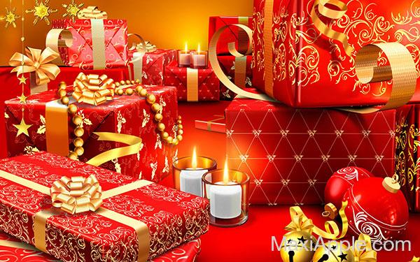 fond ecran mac pc wallpapers fetes noel 5 - 50 Fonds d'Ecrans Noël en HD 4K pour Mac (gratuit)