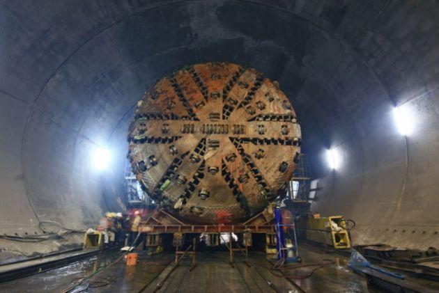 Bouygues fait entrer la voix dans les tunneliers