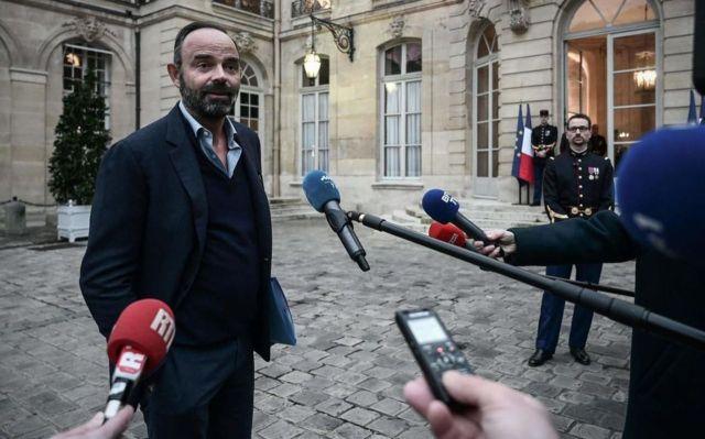 Lors du séminaire du gouvernement, Edouard Phillipe a demandé à ses ministres d'occuper le terrain.AFP/Philippe Lopez