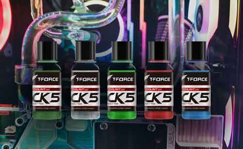 Kit couleur CK5 pour Watercooling de TeamGroup
