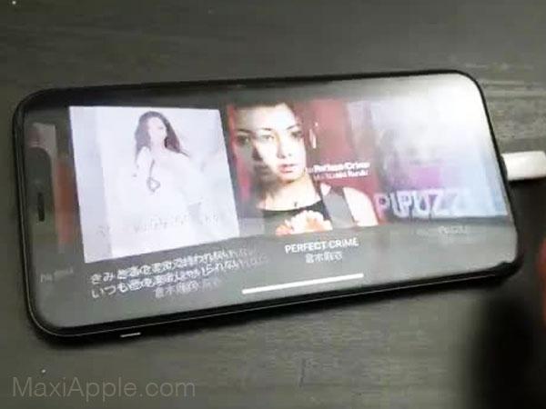elvin hu application simulation ipod classic iphone ios 01 - L'App d'Elvin Transforme l'iPhone en iPod Classic (video)