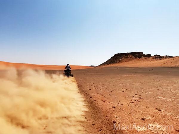 shot on iphone 11 pro pub apple desert 05 - L'iPhone 11 Pro dans le Désert d'Arabie Saoudite (video)