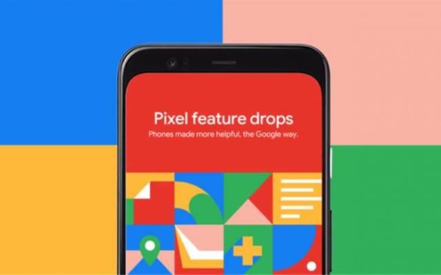 Google Pixel 4 feature drop