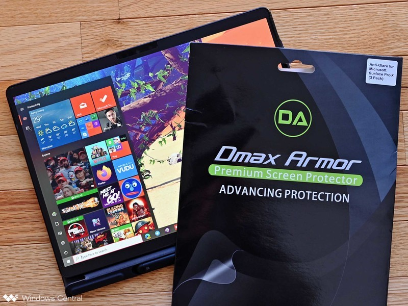 Dmax Armor for Surface Pro X
