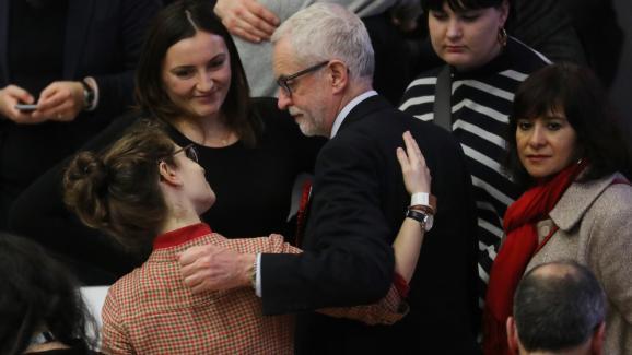Le leader du Parti travailliste britannique, Jeremy Corbyn, à Islington, dans le nord de Londres (Royaume-Uni), le 13 décembre 2019.