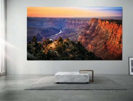 Samsung launches The Wall MicroLED modular displays in India