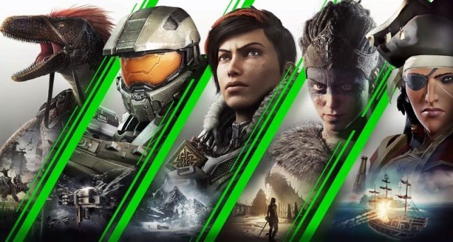 Xbox Game Pass Ultimate Games