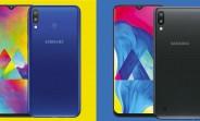 Samsung Galaxy M10 and M20 go official with Infinity-V displays, wide cameras