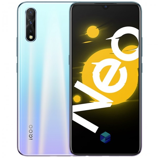 vivo iQOO Neo 855 Racing Edition announced with Snapdragon 855+ and 33W fast charging