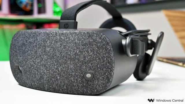 HP Reverb Windows Mixed Reality headset