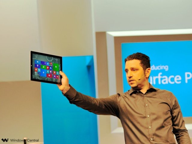 Panos Panay and Surface Pro 3