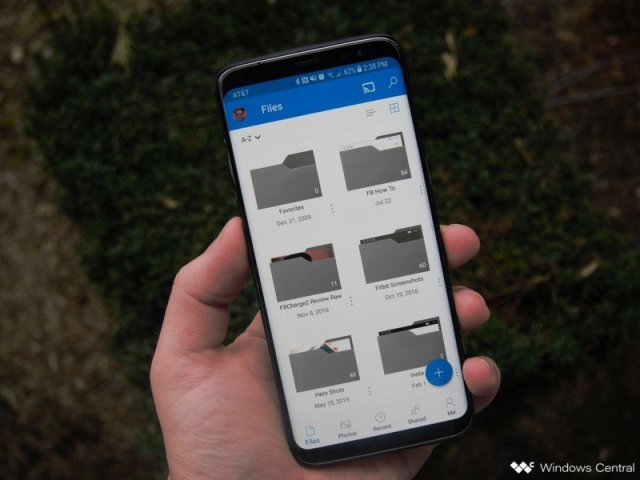 OneDrive on Android
