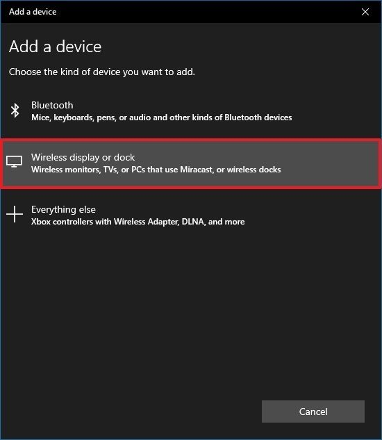 Bluetooth detection on WIndows 10
