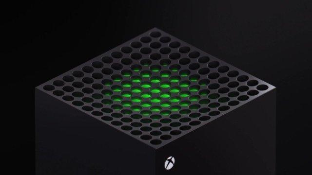 Xbox Series X Vent