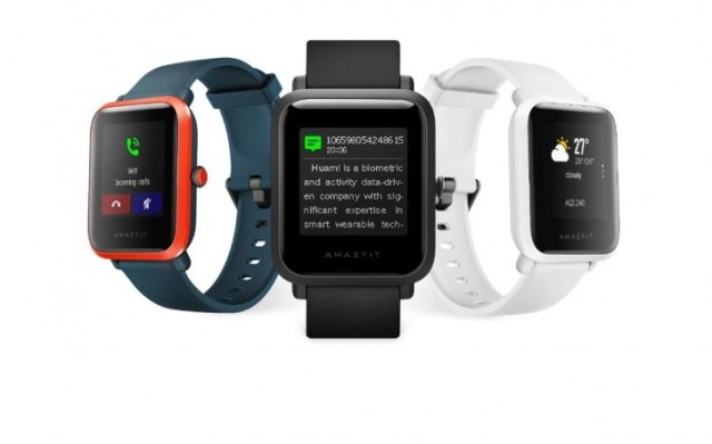 Amazfit drops a new smartwatch and two pairs of true wireless buds