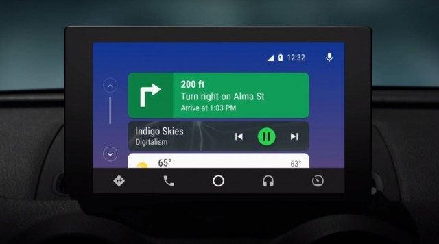 Android Auto surpasses 100m on Google Play