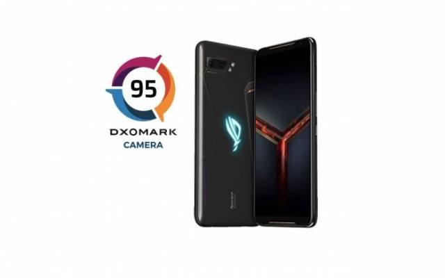 Asus ROG Phone II DxOMark Camera Review