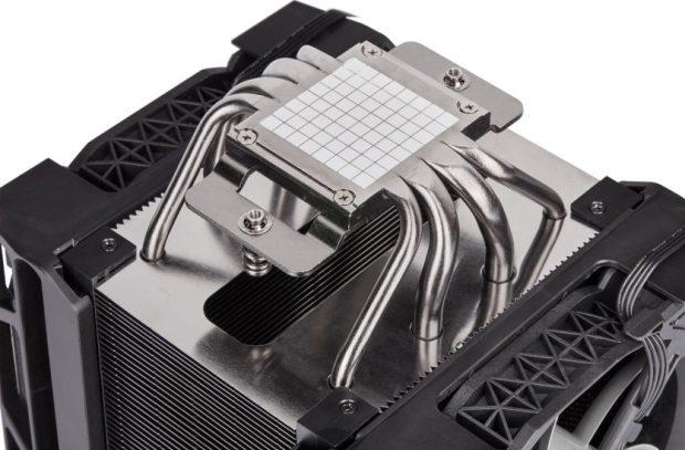 Ventirad A500 Dual Fan de Corsair