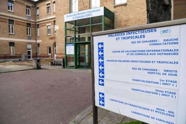 Services des maladies infectieuses de l'hôpital Bichat.