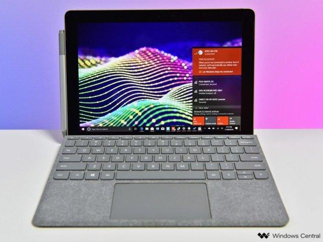 Surface Go LTE