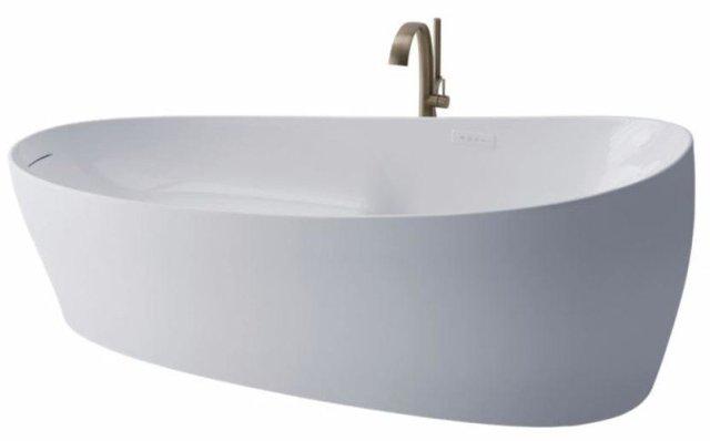 TOTO Flotation Tub with ZERO DIMENSION