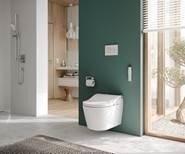 TOTO RW WASHLET + Wall-Hung Toilet