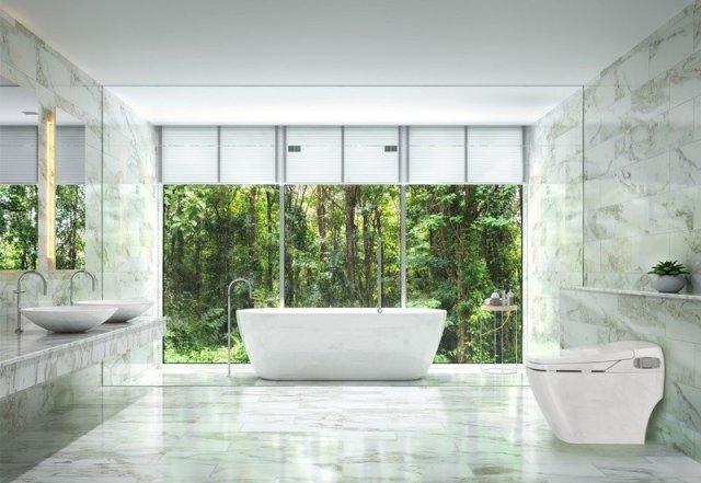 BioBidet Prodigy 700 Smart Toilet