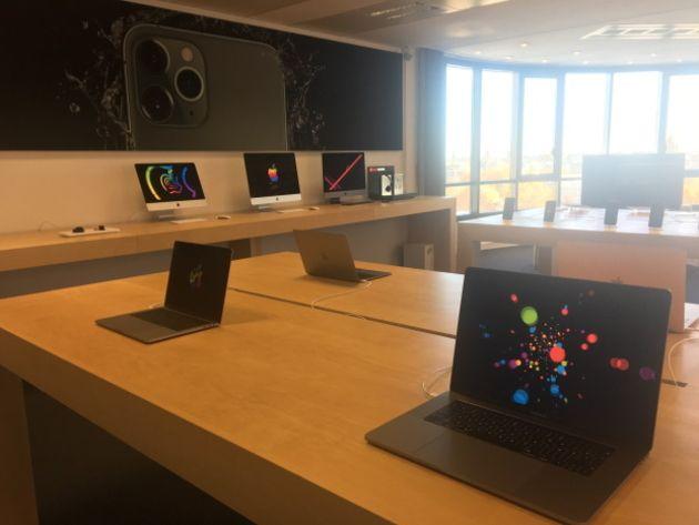 Mac vs PC: Engie se dote d'une réelle alternative