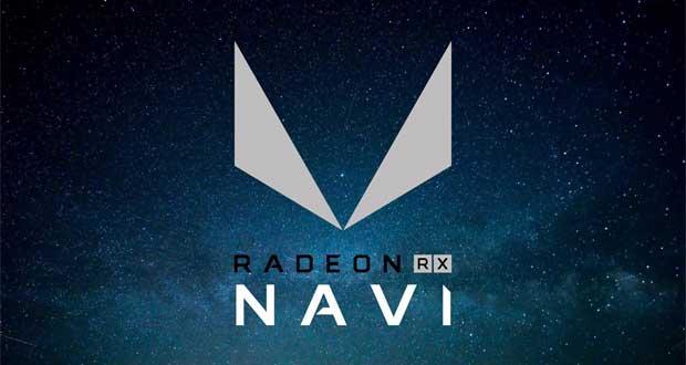 Radeon RX Navi d'AMD
