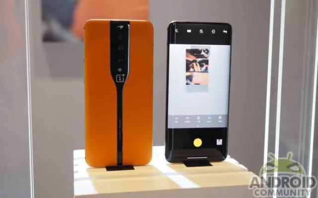 OnePlus Concept One Specs
