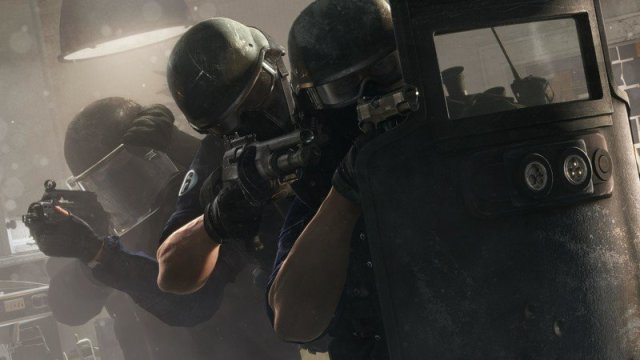 Rainbow Six Siege Hero