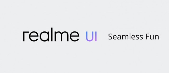 Realme UI is official with simplified design