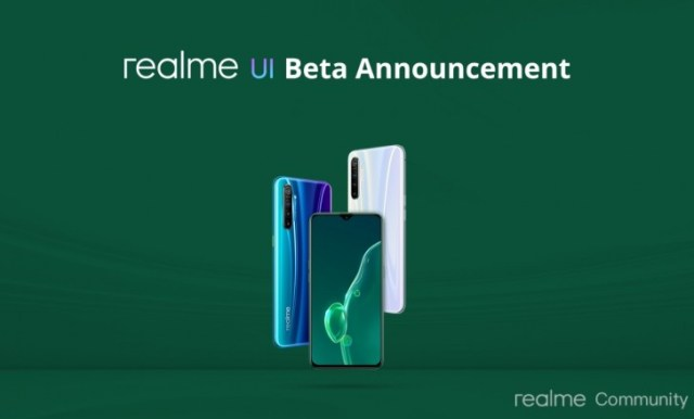 Realme X2 users can apply to be beta testers of Realme UI