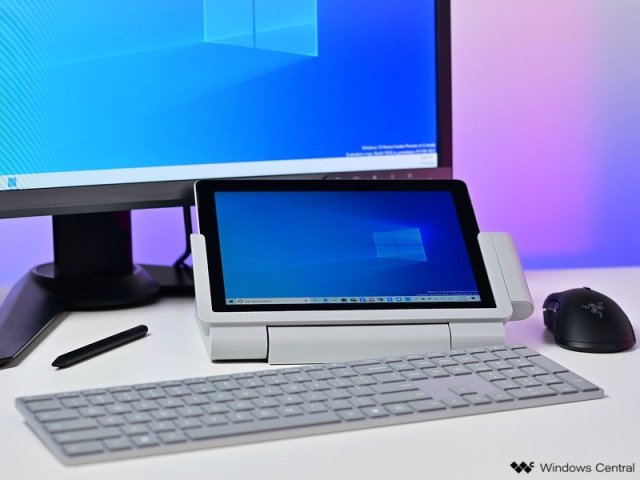 Kensington SD6000 Surface Go Docking Station