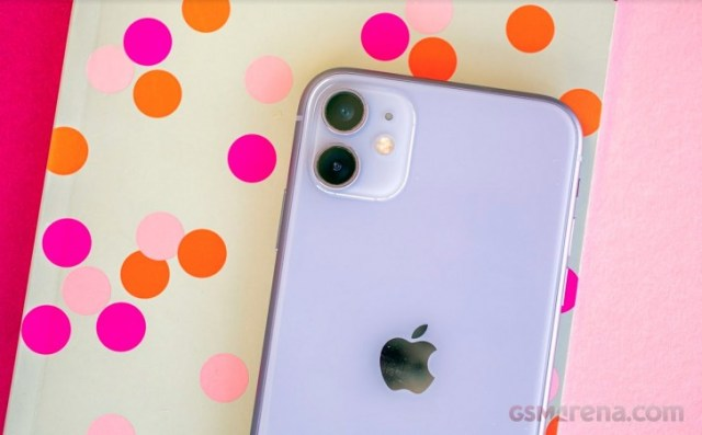 Apple iPhone 11 was the top-selling phone at carrier stores this December.