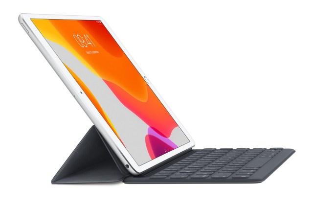 iPad 2019 et Smart Keyboard