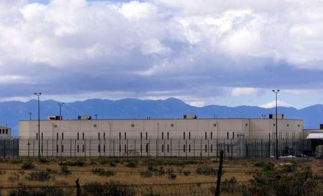 Le centre de détention du comté de Torrance, où a séjourné le ressortissant français.