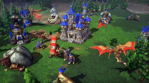 Warcraft III: Reforged de Blizzard