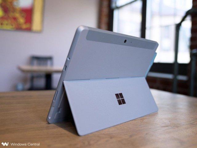 The Surface Go.