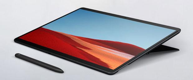 Surface Pro X de Microsoft